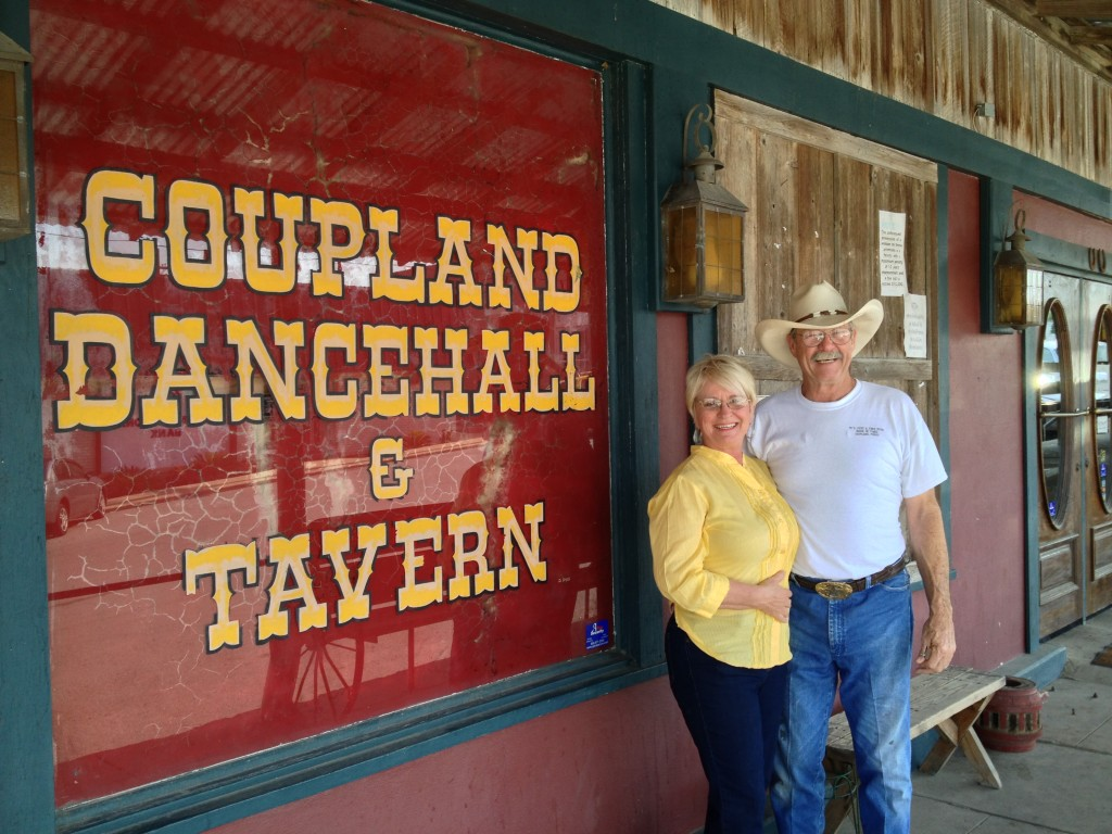 Barbara & Tim Worthy want to see great things happen in Coupland and are enthusiastic  supporters of the Coupland Civic Organization.