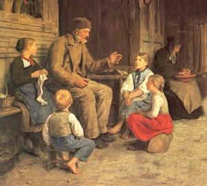 _storyteller_Anker_Grossvater_1884